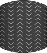 Asstd National Brand Tire Tracks Drum Lamp Shade