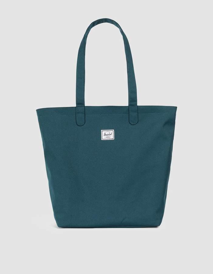 Herschel Mica Tote Bag in Deep Teal