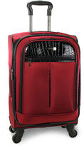"Kenneth Cole Suitcase, 20"" Mamba Rolling Expandable Carry On Spinner Upright"