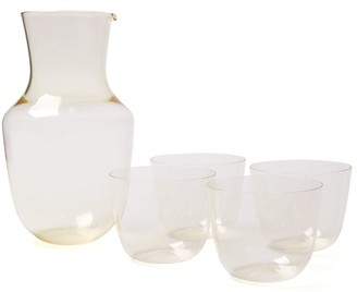 Nick Vinson - X Lobmeyr Alpha Glass Drinking Set - Yellow