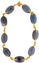Gurhan 24K Chalcedony Bead Necklace
