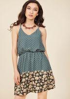 ModCloth Sunny Day Shenanigans Mini Dress in L