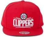 Mitchell & Ness Los Angeles Clippers Adjustable Snapback
