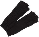 UGG Isla Lurex Cable Fingerless Glove