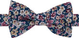 Tommy Hilfiger Men's Jason Floral-Print To-Tie Bow Tie