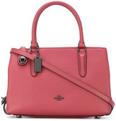 Coach zipped tote - women - Calf Leather - One Size