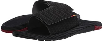 OluKai Halo 'Olu (Black/Dark Shadow) Men's Sandals