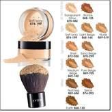 Avon Smooth Minerals Powder Foundation Nutmeg by