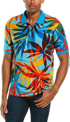 Robert Graham Haryanto Polo Shirt