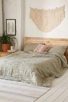 Urban Outfitters Eyelash Fringe Comforter