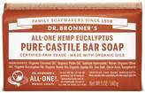 Dr. Bronner's Organic Eucalyptus Castile Bar Soap