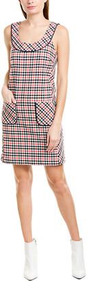 Trina Turk Booked Mini Dress