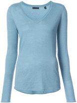 ATM Anthony Thomas Melillo v-neck sweater
