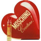 Moschino Couture By Eau De Parfum Vial On Card