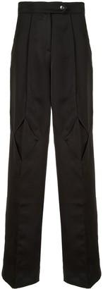KIKO KOSTADINOV Pleated Waist Trousers
