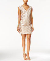 Rachel Roy Sequined Cocktail Dress