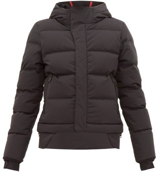 TEMPLA 2l Bio Quilted-down Jacket - Black