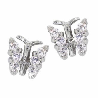Scout Girls Silver Stud Earrings - 262000004