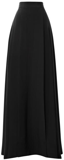 Fausto Puglisi San Domenico Long Cady Skirt With Slits