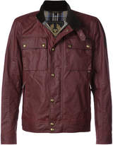 Belstaff buttoned light jacket