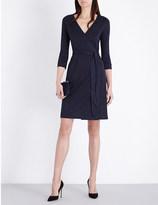 Diane von Furstenberg Julian Two silk-jersey wrap dress