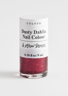 And other stories Dusty Dahlia Nail Polish