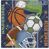 Oopsy Daisy Fine Art For Kids Too Sports Score! Canvas Wall Art