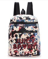 Juicy Couture Juicy Sport Floral Nylon Backpack