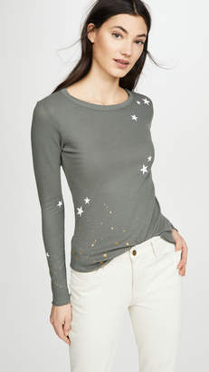 Chaser Thermal Long Sleeve Crew Neck Tee