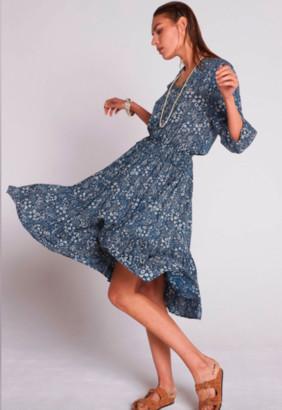 Swildens Bankok Dress - 34/uk 6