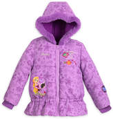 Disney Rapunzel and Pascal Puffer Jacket For Girls - Personalizable