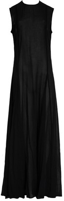 MATIN Full Length Pleat Dress