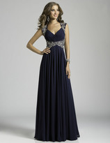 Lara Dresses - 42459 in Blue