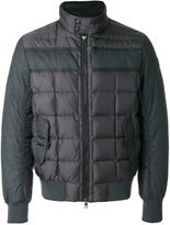 Moncler Aramis padded jacket - men - Polyamide/Wool/Goose Down - 3