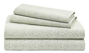 Lauren Ralph Lauren Spencer Leaf Queen Sheet Set Bedding