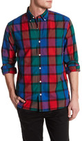 Bonobos Hinsdale Standard Fit Plaid Sport Shirt