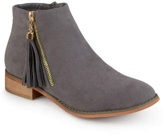 Journee Collection Womens Trista Ankle Booties