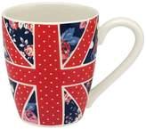 Cath Kidston Birthday Floral Flag Mug