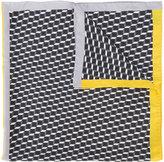 Pierre Hardy Maxi Cube scarf - women - Silk - One Size
