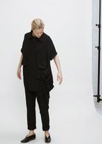 Yohji Yamamoto Black Out Pkt Spare Collar Jacket