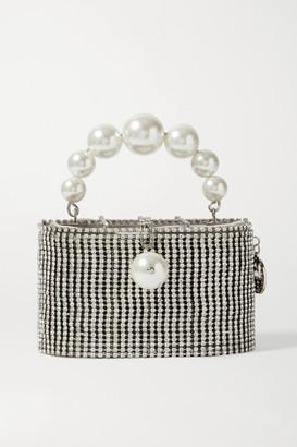 Rosantica Super Holli Embellished Silver-tone Tote - one size