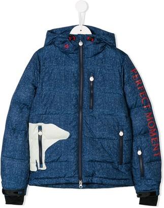 Perfect Moment Kids Bear jacket