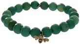 Sydney Evan Diamond Bee Charm Bracelet