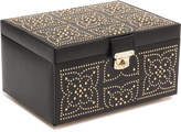 "Wolf Medium Leather Jewelry Box ""Marrakesh"""
