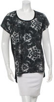 Paul Smith Digital Print Kaleidoscope Top