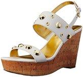 Ivanka Trump Women's Gitty Wedge Sandal