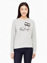 Kate Spade Mix it up sweatshirt