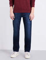 7 For All Mankind Standard Luxe regular-fit straight jeans