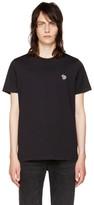 Paul Smith Black Zebra T-Shirt