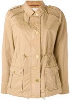 MICHAEL Michael Kors military jacket - women - Cotton - S